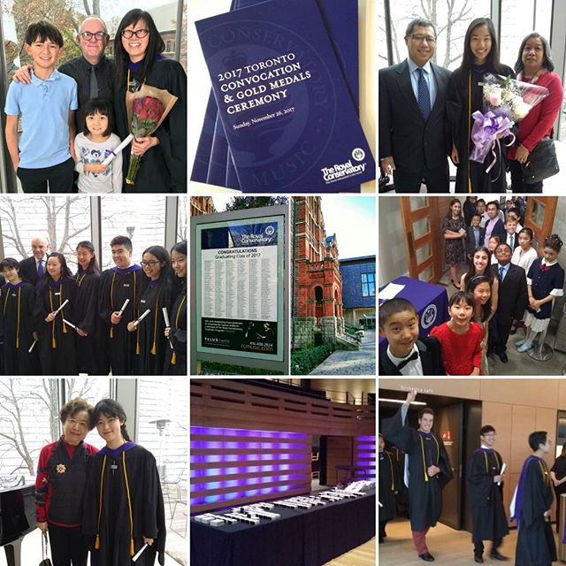Toronto Convocation 2017