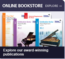 Online Bookstore:  Explore our award-winning publications!