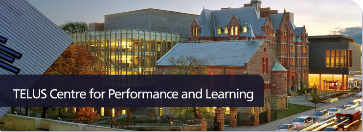 TELUS Center for Performance and Learning