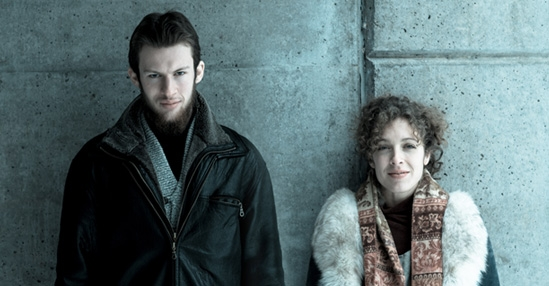 The Visit: Raphael Weinroth-Browne and Heather Sita Black