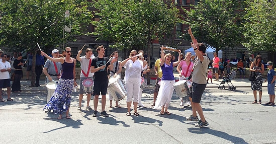 The Royal Conservatory at Open Streets TO