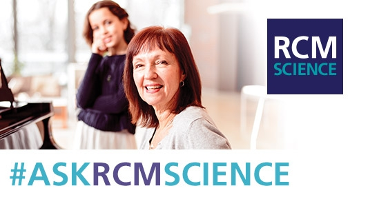 #AskRCMScience: Developing muscle memory for a second instrument