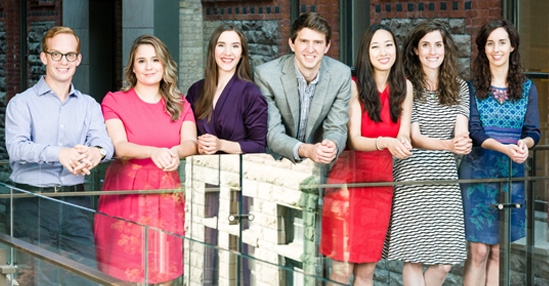 2016-17 Rebanks Fellows