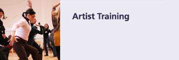 Artist-Educator Professional Training