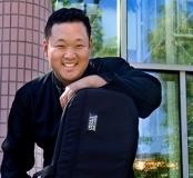 Violinist Dennis Kim