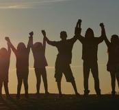Attawapiskat youth (Cathy Elliott / DAREarts)