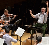 Sir Roger Norrington Conducts RCO