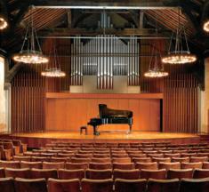Mazzoleni Concert Hall in Ihnatowycz Hall