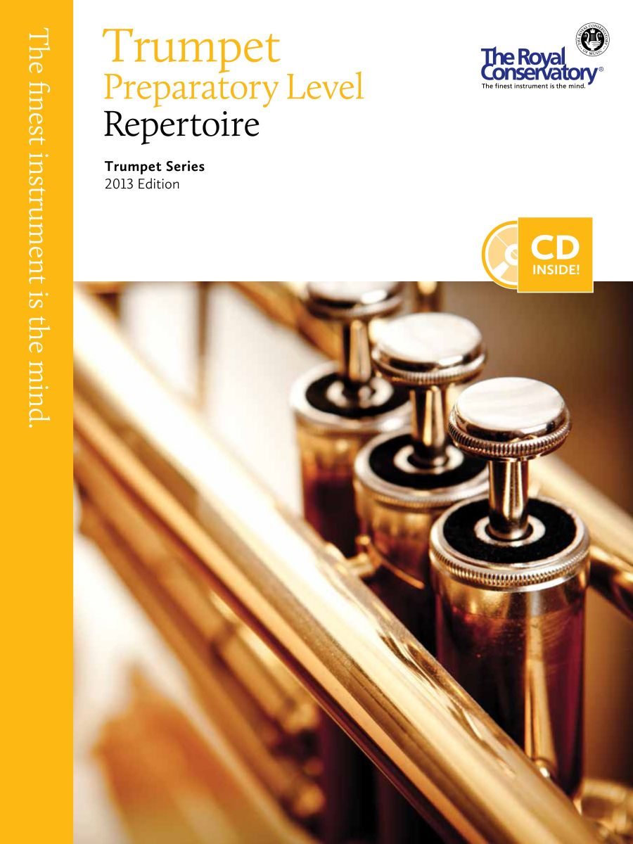 RCm Publishing Trumpet Levelled Series