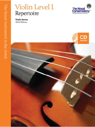 RCM Publishing Violin levelled series