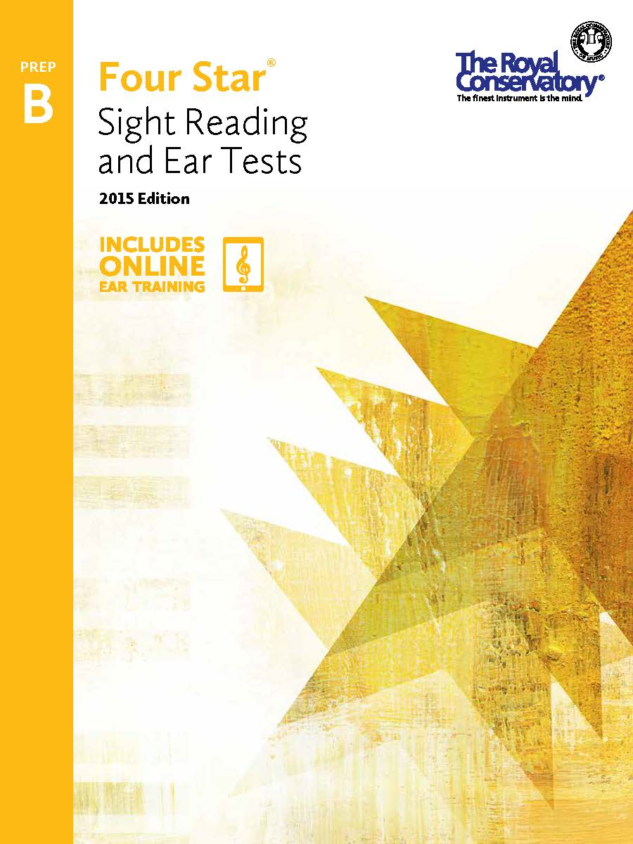 Four Star Sight Reading and Ear Tests Series