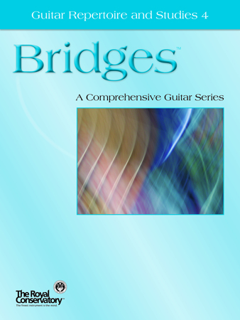 RCM Publishing Guitar levelled series Bridges