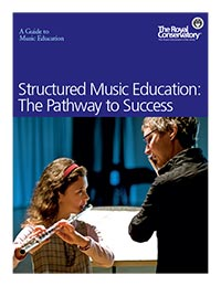 Structured Music Education: The Pathway to Success