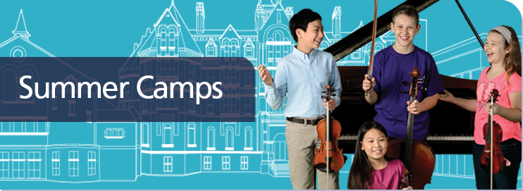 Summer Music Camps in Toronto