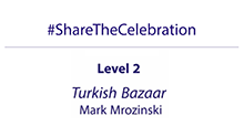 Share the Celebration Level 2