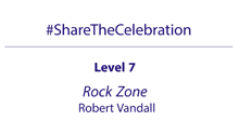 Share the Celebration Level 7