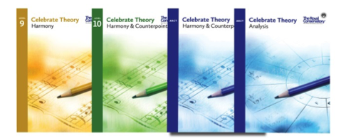 Celebrate Theory Book Covers Advanced Levels