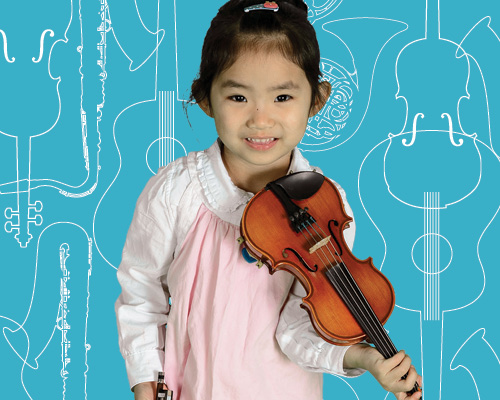 Summer music camp Toronto: Royal Conservatory Instrument Exploration