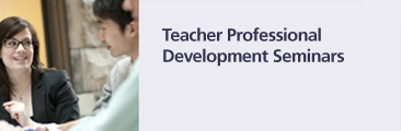 Teacher Professional Development Seminars