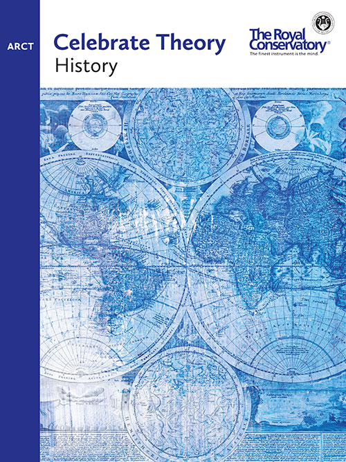 Celebrate Theory ARCT History Cover - RCM Theory 2016