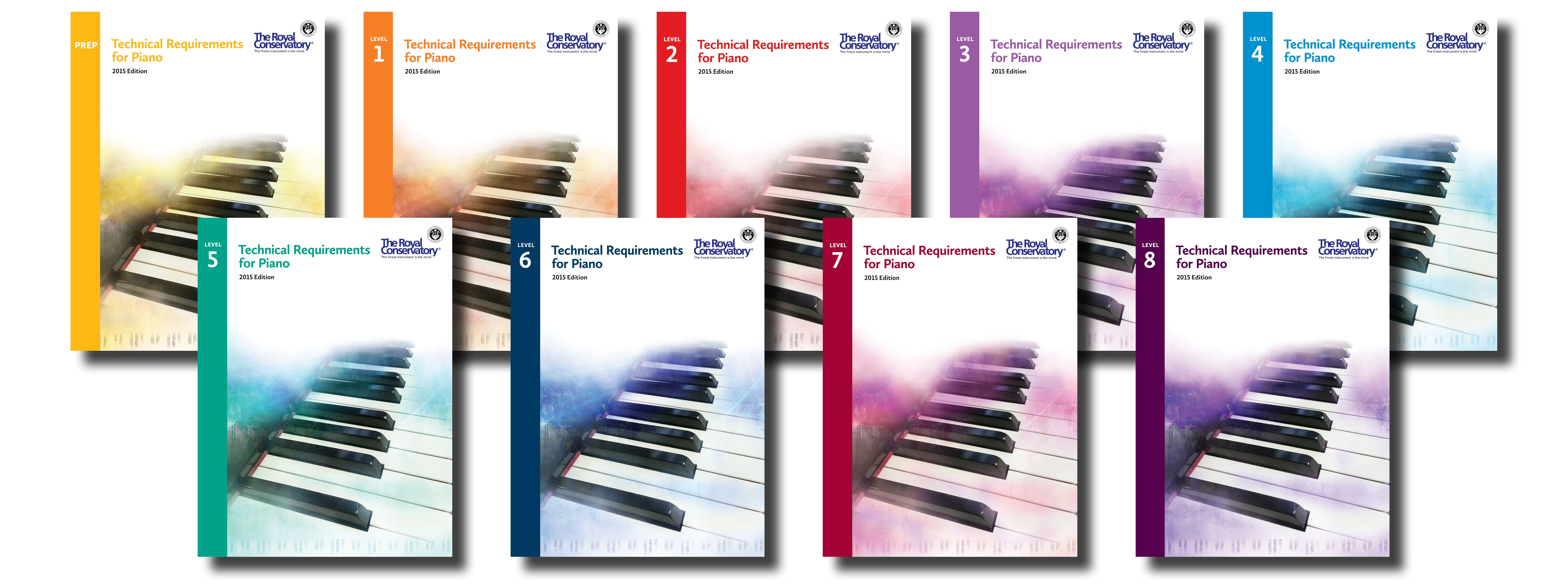 Technical Requirements for Piano