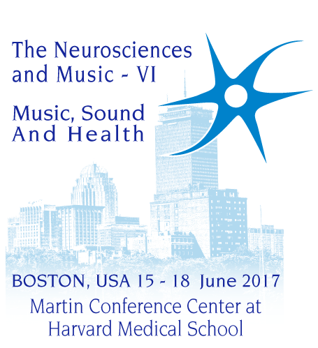 Neurosciences & Music Conference logo