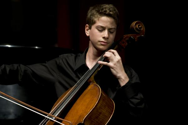 The Phil and Eli Taylor Performance Academy for Young Artists - cellist