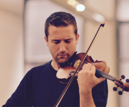 Benjamin Bowman - Royal Conservatory of Music Alumnus Appointed New Concertmaster of Metropolitan Opera Orchestra