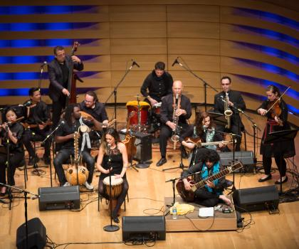 New Canadian Global Music Orchestra
