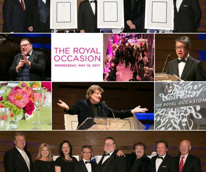 Royal Occasion Collage