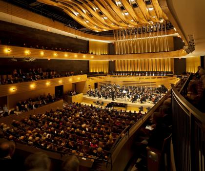 Koerner Hall New Canadian Global Music Orchestra