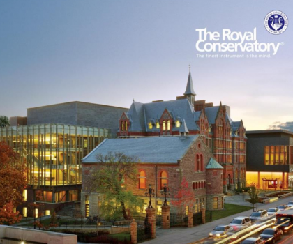 The Royal Conservatory Certificate Program