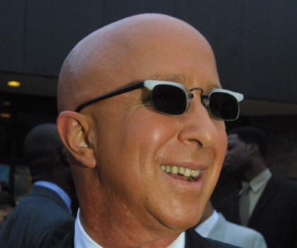 Alumnus Paul Shaffer