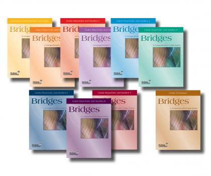 Bridges®: A Comprehensive Guitar Series - RCM Publishing