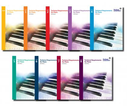 Technical Requirements for Piano, 2015 Edition - RCM Publishing