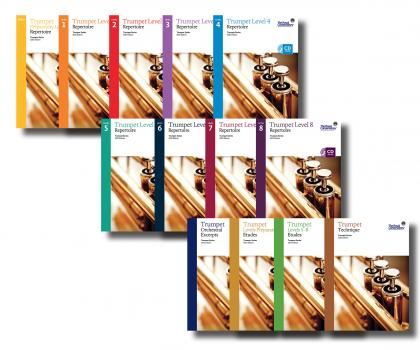 Trumpet Series, 2013 Edition - RCM Publishing