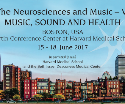 Neurosciences & Music Conference Poster
