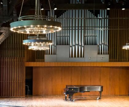 Mazzoleni Concert Hall at The Royal Conservatory