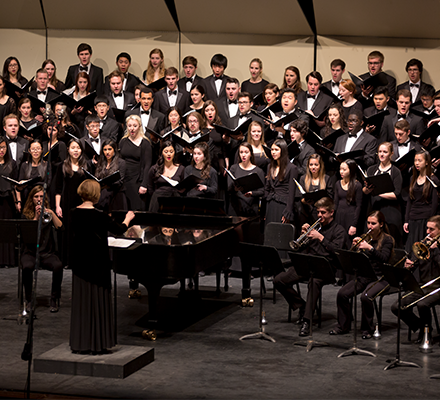 University Of Toronto Faculty Of Music Presents Choirs In Concert
