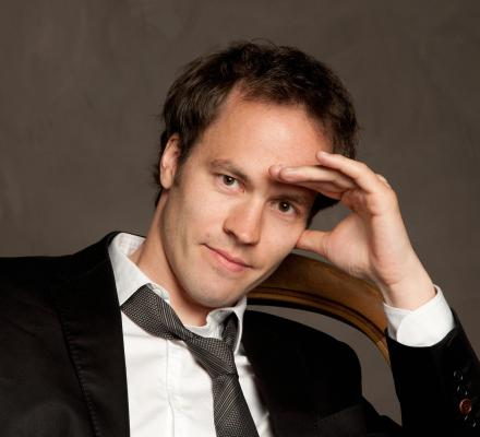 Johannes Debus conducts the Royal Conservatory Orchestra