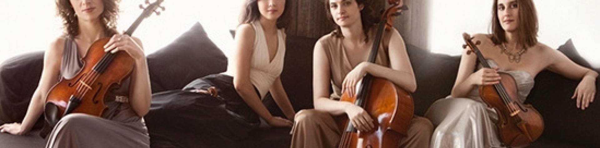Cecilia String Quartet - 21C Music Festival Shines Spotlight on Canadian Artists