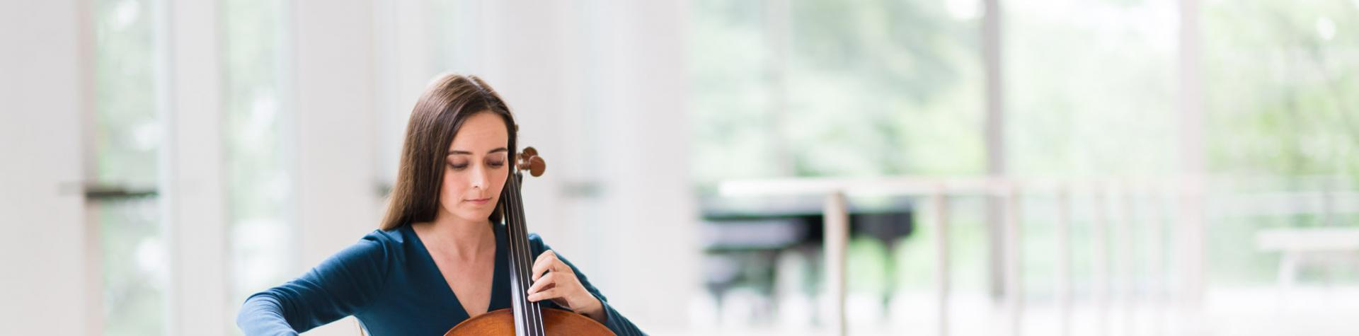 Cellist - Donate to The Royal Conservatory