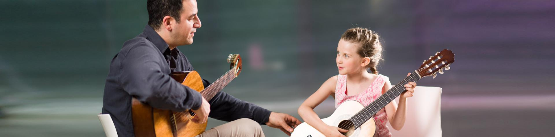 Music Lessons for Children and Teens