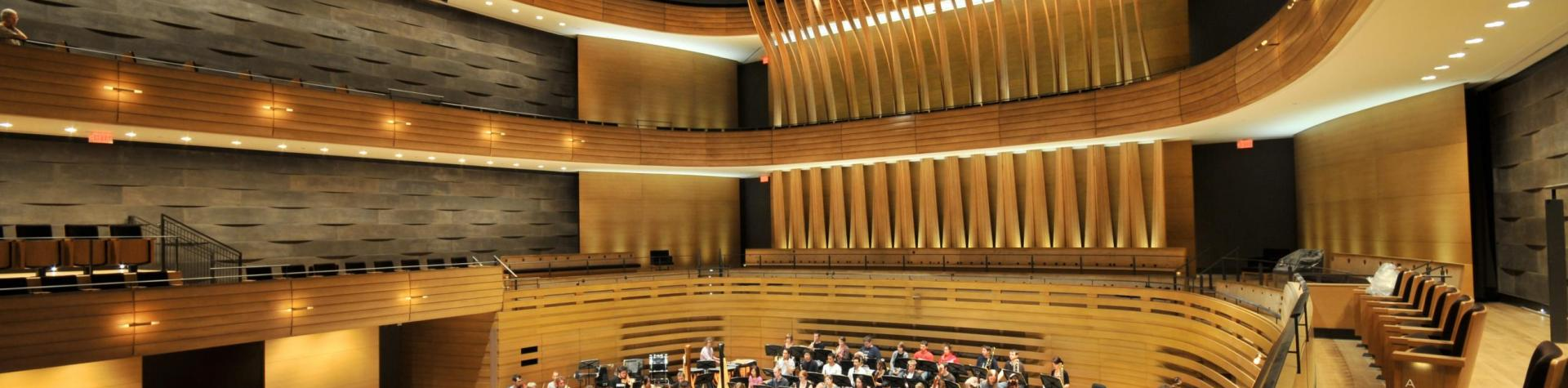 Koerner Hall - Name A Seat
