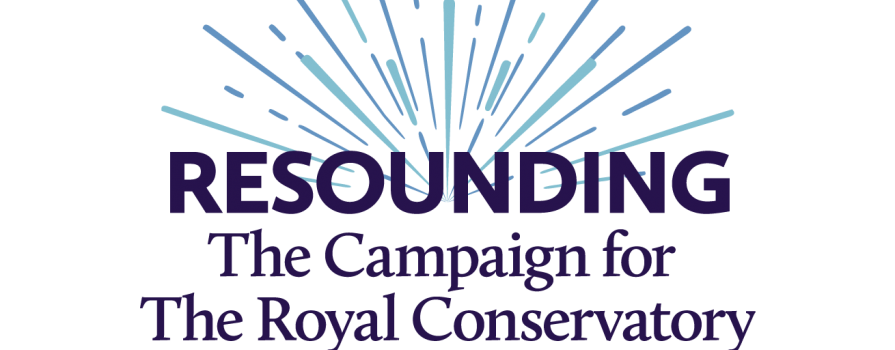 Resounding! The Campaign for The Royal Conservatory (12891)