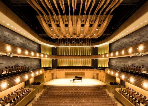 The Royal Conservatory's Koerner Hall